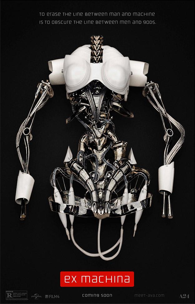 Así es el cuerpo de una inteligencia artificial