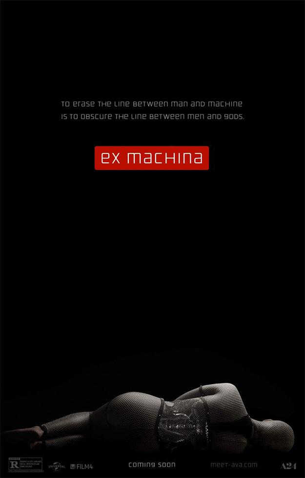 Un nuevo cartel de Ex Machina