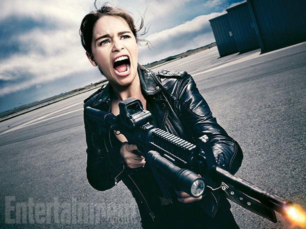 ¿La reacción de Sarah Connor ante el giro en la historia de Terminator: Genisys?