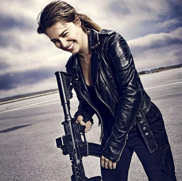 ¿La reacción de John Connor ante el giro en la historia de Terminator: Genisys? (Capítulo 2)