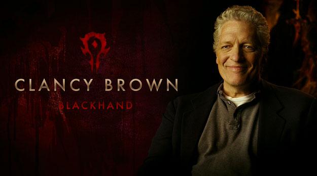 """Clancy Brown es Blackhand """"El destructor"""""""