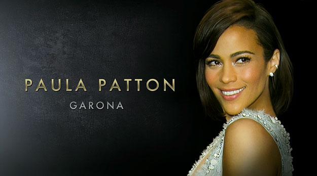 Paula Patton es Garona