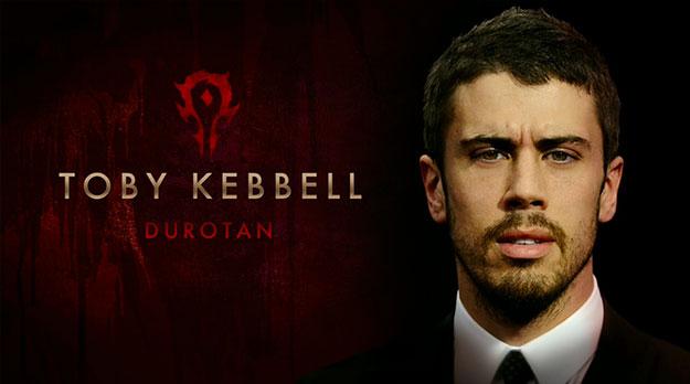 Toby Kebbell es Durotan