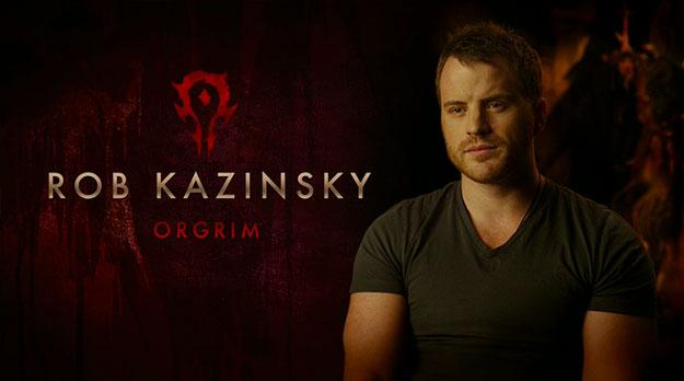 Robert Kazinsky es Orgrim