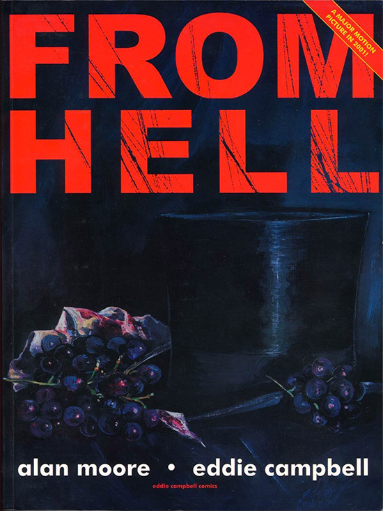 From Hell de Alan Moore y Eddie Campbell