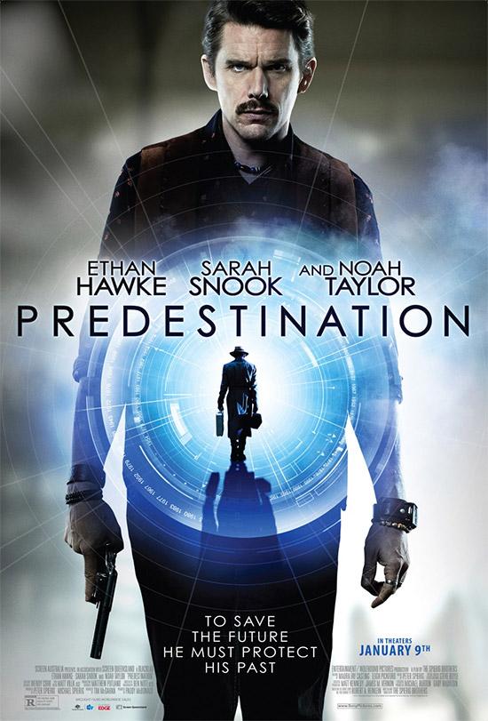 Nuevo cartel para el mercado USA de Predestination