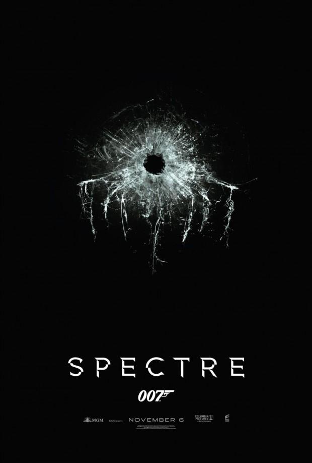 El primer cartel de SPECTRE