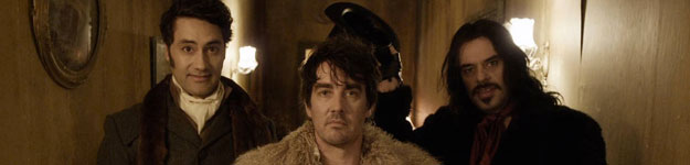 What We Do in the Shadows de Taika Waititi y Jemaine Clement