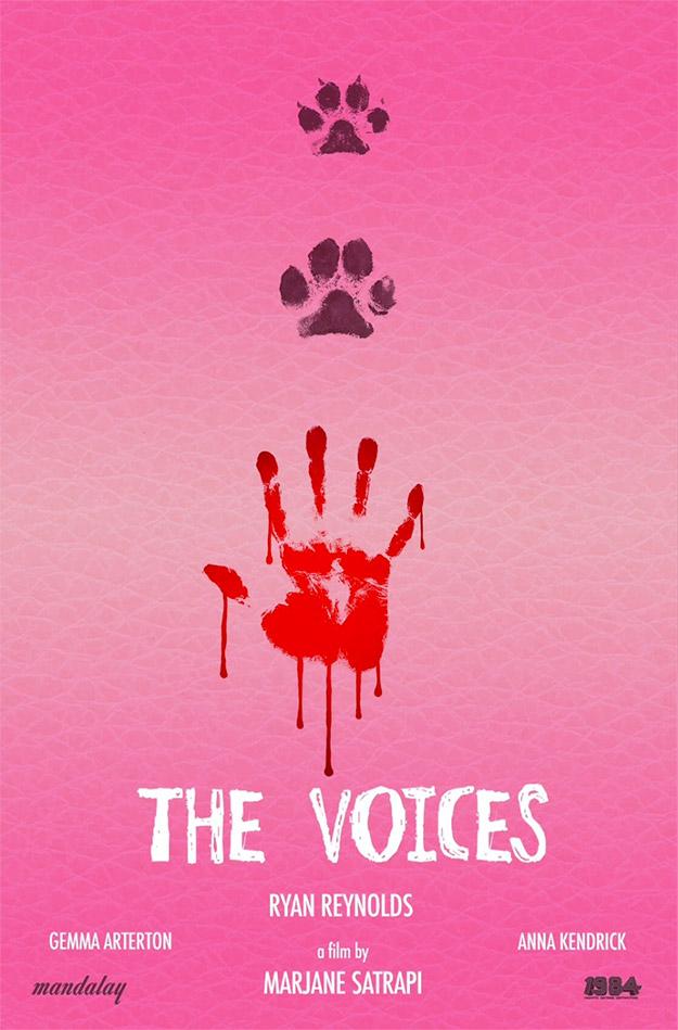 Cartel de The Voices