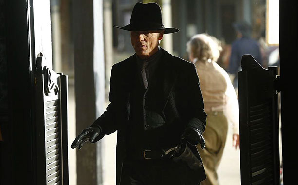 """Ed Harris... en """"Westworld""""... magia pura"""