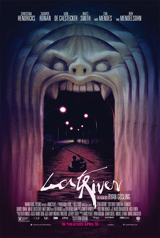 Curioso cartel de Lost River