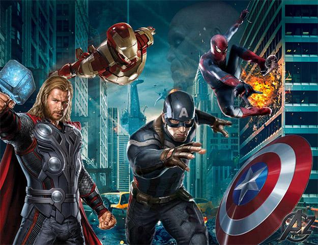 Juegos reunidos... Spider-Man se une al MCU