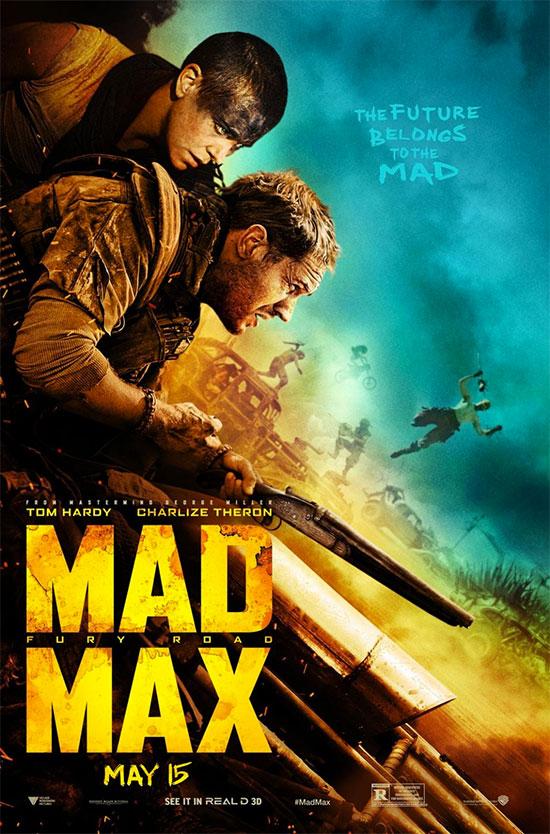 Un nuevo cartel de Mad Max: Furia en la Carretera