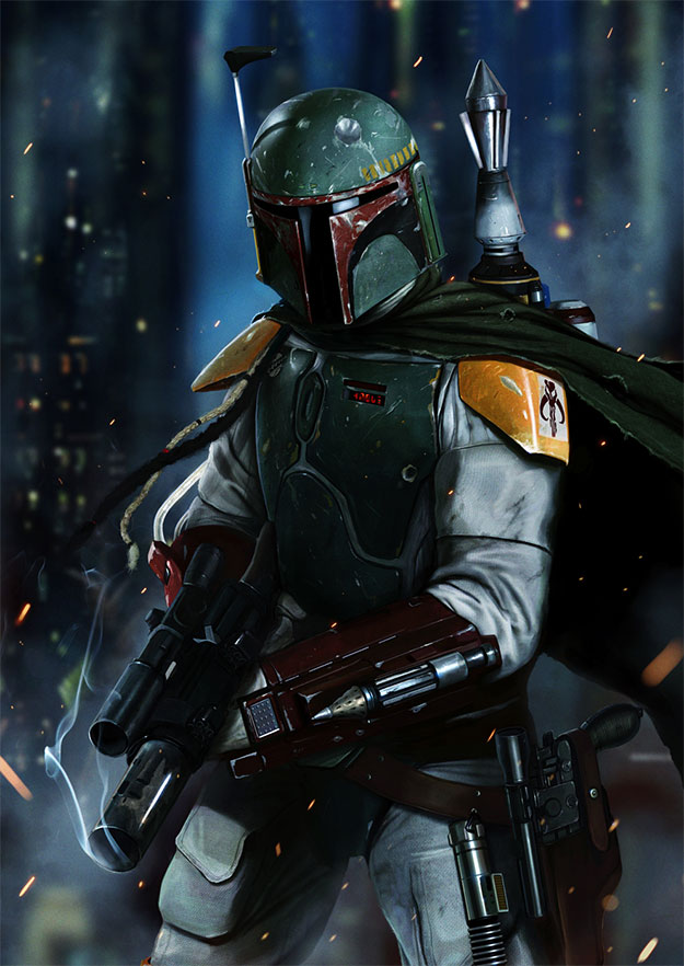 ¿Star Wars Anthology II = Star Wars: Boba Fett?