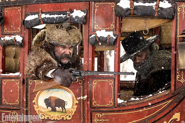 Según Tarantino, The Hateful Eight es el western nevado más divertido