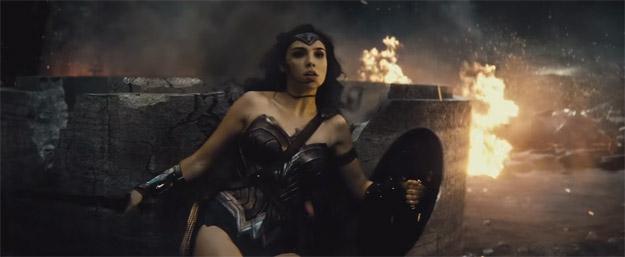 Un vistazo a Wonder Woman