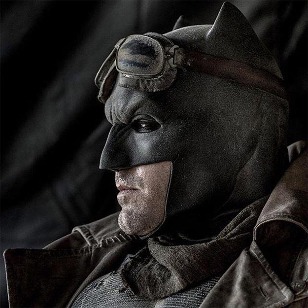 Batman modo desierto