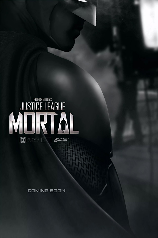 George's Miller: Justice League MortalGeorge's Miller: Justice League MortalGeorge's Miller: Justice League Mortal