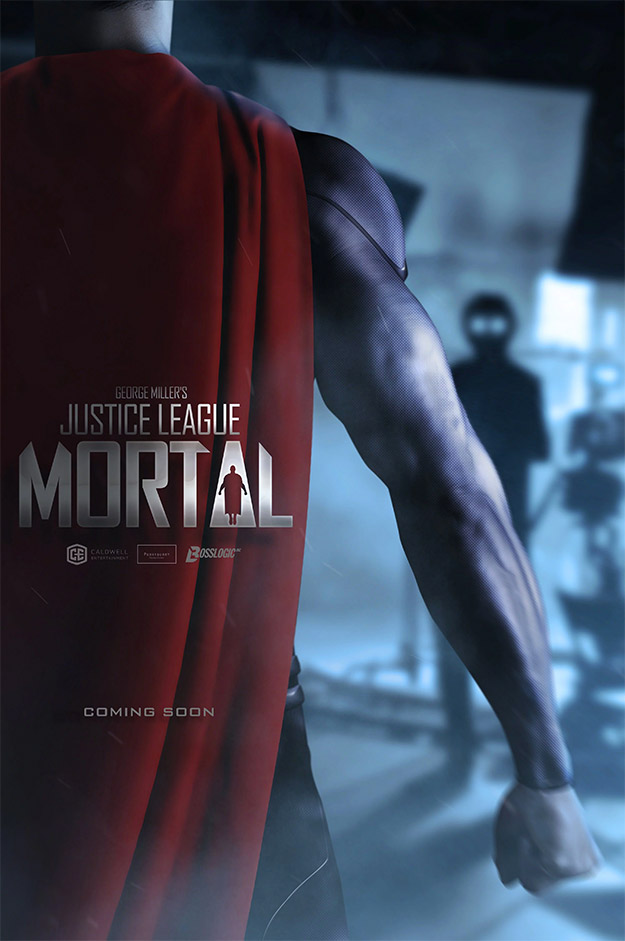 George's Miller: Justice League Mortal
