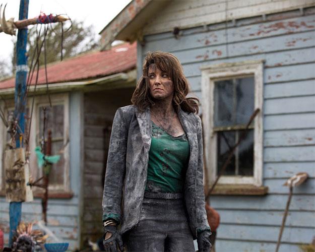 """Primera imagen de Lucy Lawless como Ruby en """"Ash vs. Evil Dead"""""""