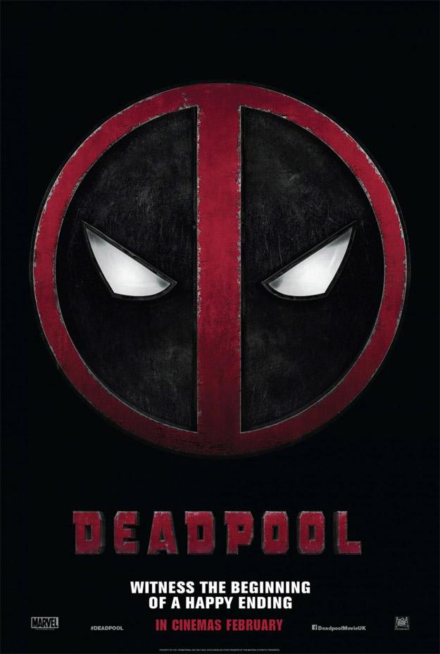 Primer cartel de Deadpool