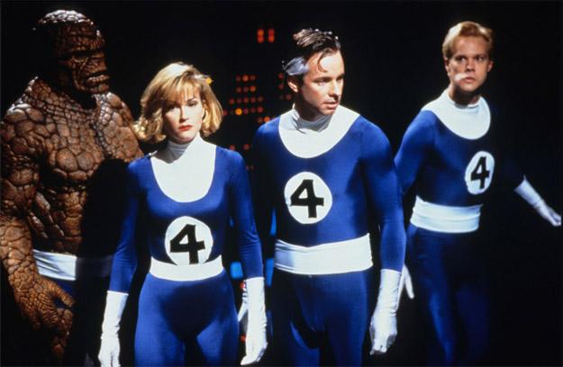 Otros Cuatro Fantásticos... los de Roger Corman