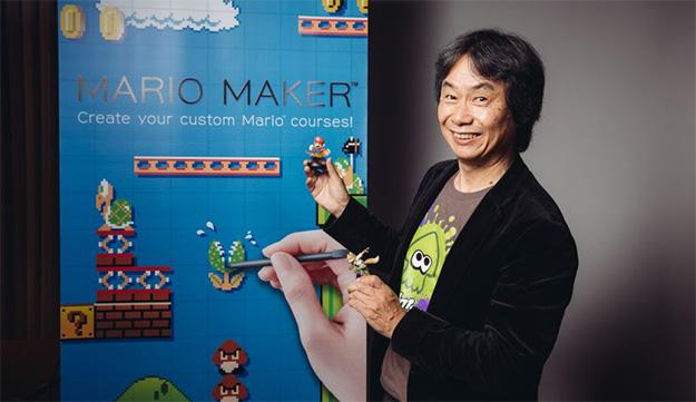 Shigeru Miyamoto indica que Nintendo regresará al cine