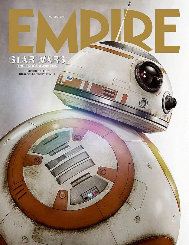 BB-8 en Star Wars: El Despertar de la Fuerza... tu nuevo amigo
