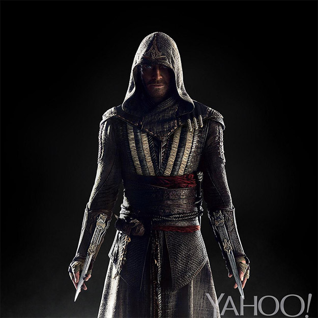 Michael Fassbender como Callum Lynch en Assassin's Creed