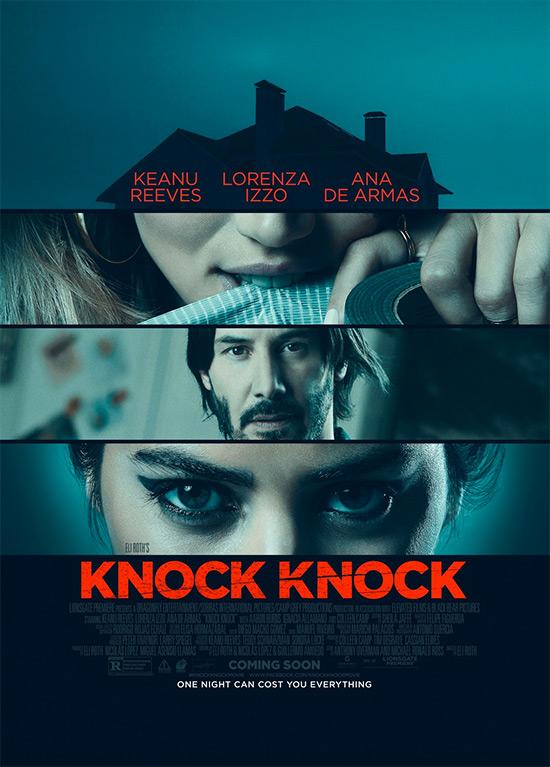 Y otro nuevo cartel de Knock Knock