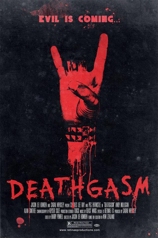 Deathgasm hará las delicias de los más exquisitos adoradores del heavy metal