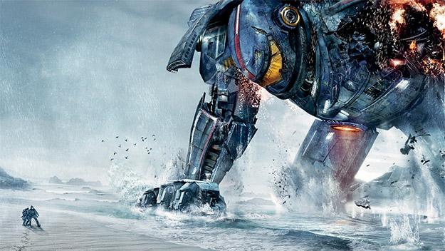 Parece que vamos a decir adiós a los robots de Pacific Rim...