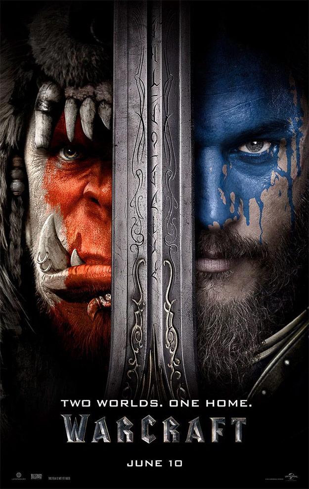 El nuevo cartel de Warcraft