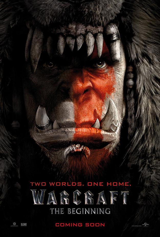 Nuevo cartel de Warcraft