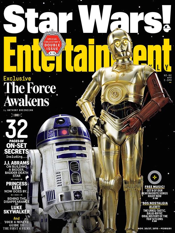 R2-D2 y C-3PO