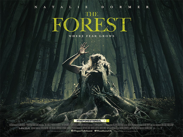 Un nuevo cartel de The Forest