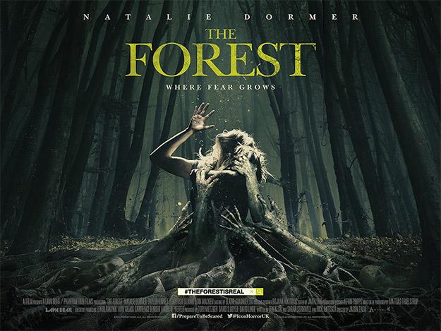 Un nuevo cartel de The Forest
