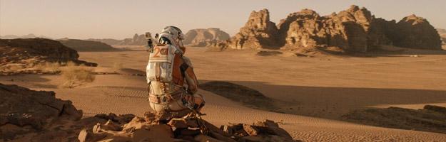 Marte (The Martian) de Ridley Scott