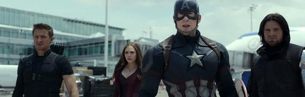 Capitán América: Civil War (Captain America: Civil War) de Anthony Russo y Joe Russo