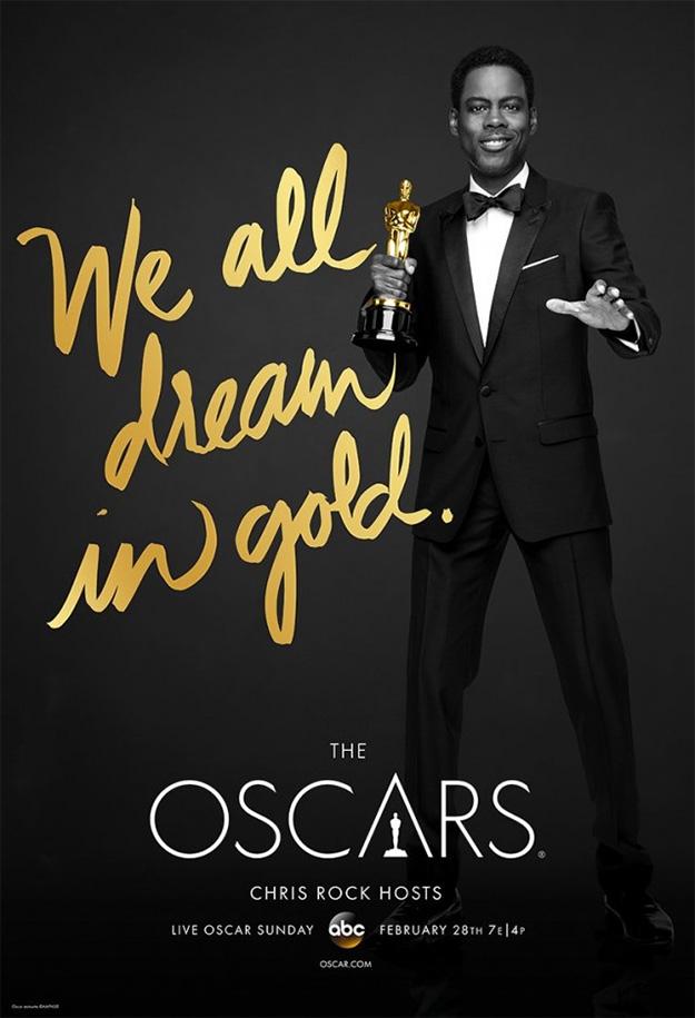 Pulsa sobre el cartel y prueba suerte en la Quiniela de los Oscars 2016