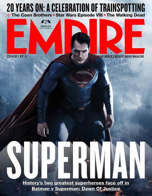 Nueva imagen de Batman v Superman: El Amanecer de la Justicia