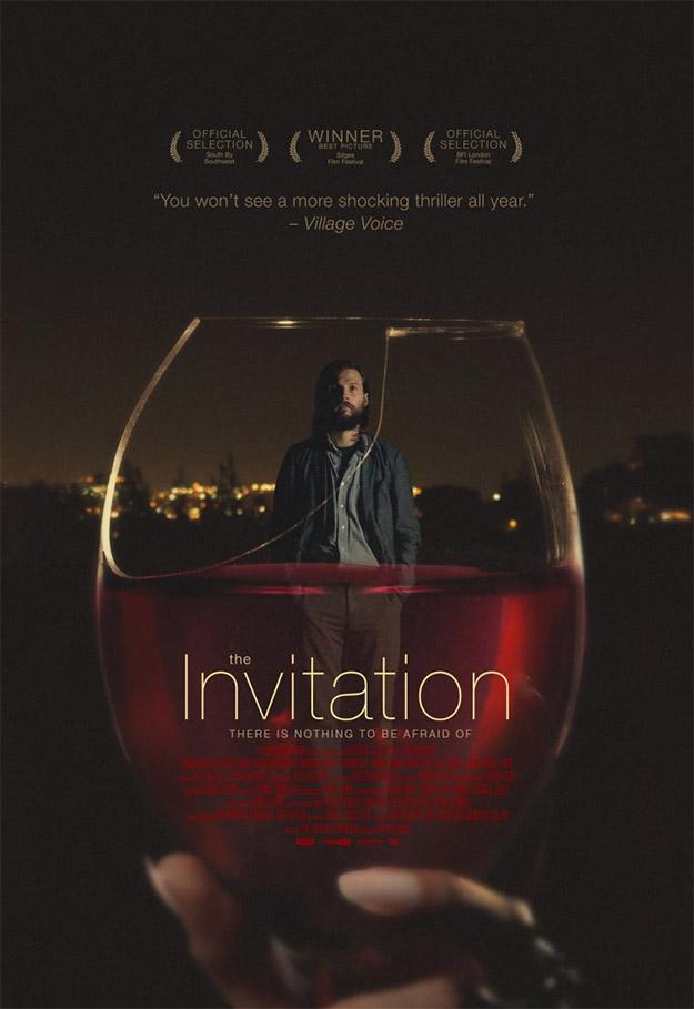 Primer cartel de The Invitation
