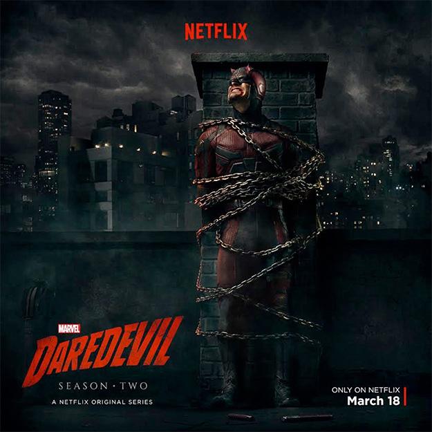 "Esta imagen promo del ""Daredevil"" de Netflix es tremebunda"