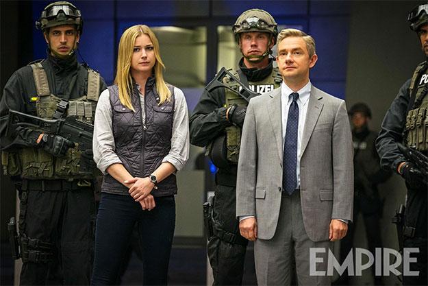 La Agente 13 y... ¿?