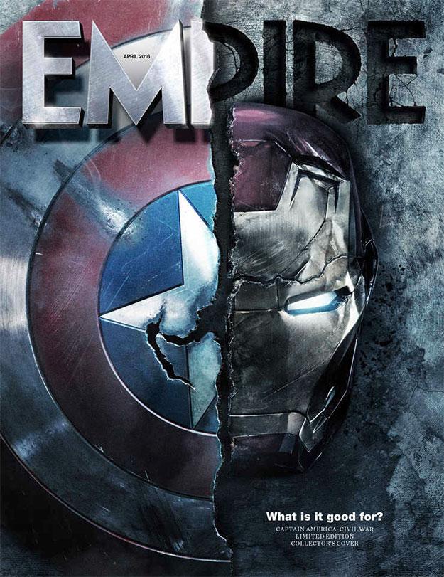 Portada edición limitada Empire