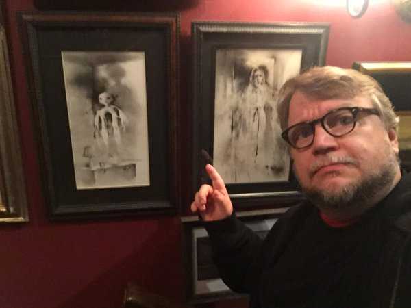 Guillermo del Toro, maestro del horror en Scary Stories to Tell in the Dark