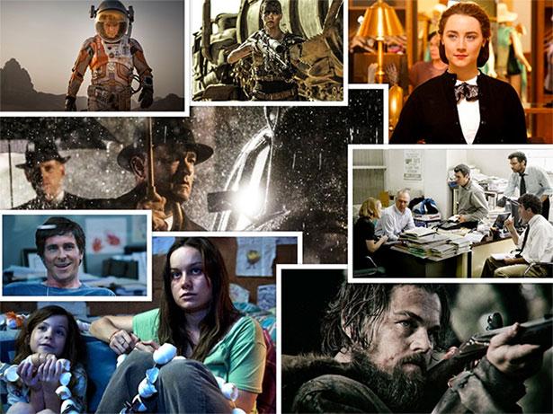 Todas las que probaron suerte... en los Oscars