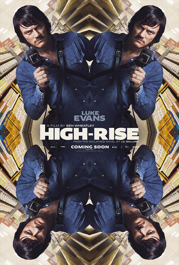 Cartel de High-Rise