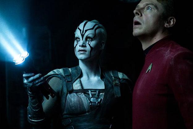 Star Trek: más allá o el viaje trekkie al terreno de Idris Elba
