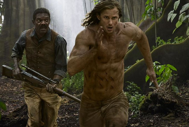 The Legend of Tarzan, un primer vistazo a Samuel L. Jackson